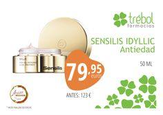 Cuídate con Sensilis Idyllic antiedad ;)