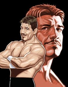 Eddie Guerrero Eddie Guerrero, Wrestling Wwe, Crop Top Bikini, World Of Sports, Professional Wrestling, Rest In Peace, Wwe Divas, Wwe Superstars, Pictures To Draw