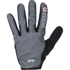 Most of us spend a good deal of our time typing on keyboards and handheld devices during the week, so when we get on the bike on the weekends, hand and wrist discomfort is a pretty unwelcome addition to our ride. Investing in the right pair of gloves for the season can go a long way in keeping minor discomfort at bay while you're catching your breath on the hoods or settling in for an aggressive descent in the drops, and Louis Garneau's Competitive Cyclist Blast Gloves are a hardworki...