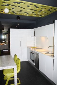 shipping container small kitchen