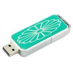 DOME LOGO USB MEMORY STICK