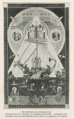 Desiderius Lenz - The Divine Canon