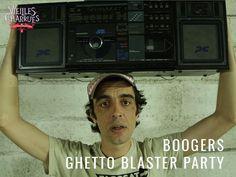 BOOGERS GHETTO BLASTER PARTY / Vendredi Samedi Dimanche   Lieux et horaires des concerts dévoilés au dernier moment sur la page Facebook, le compte Twitter et l'appli mobile du festival.