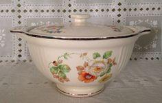Vintage Harker Soup Tureen Hotoven Harker by Nogginsandnapes