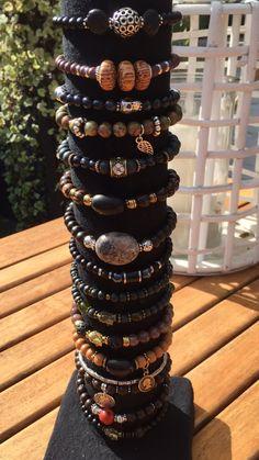 Men's bracelets , handmade by Cosas Bonitas