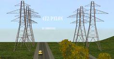 JodelieJodelie's sims stuff - simsinsania:   4T2 Pylon Here's a neighbourhood...