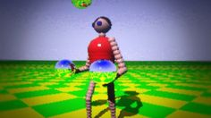 AMIGA Juggler by Thomas Koch http://vimeo.com/112114823 #lightwave3d #amiga #juggler #animation #cgi #lightwave #octane https://home.comcast.net/~erniew/juggler.html :: Tribute 3D animation to the original Juggler from Eric Graham ©1986.