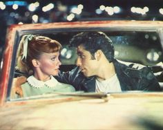 My all time favorite- nothing can make me feel more relaxed than snuggling up with a good blanket and watching Grease!