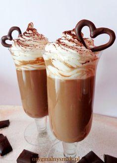 Czekolada do picia | Oryginalny smak Coffee Cafe, Coffee Shop, Vegan Ice Cream, Coffee And Books, Frappe, Food To Make, Delicious Desserts, Oreo, Food And Drink