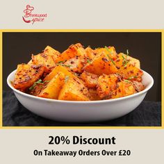 Brentwood Spice offers delicious Indian Food in Brentwood , Chelmsford Browse takeaway menu and place your order with ChefOnline. You can pay via cash. Food Online, Food Items, Indian Food Recipes, Sweet Potato, Opportunity, Spices, Menu, Delivery