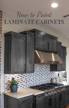 There Are A Few Crucial Things To Know About Painting Laminate Cabinets Here Some