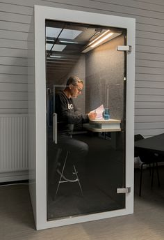 Office Interiors, Mirror, Mirrors