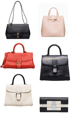Delvaux Spring 2013 Collection: Spring Awakening