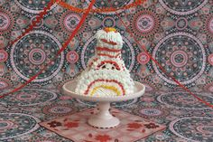 "Amy Stevens ""Confections"" Grotesque Cake Art"