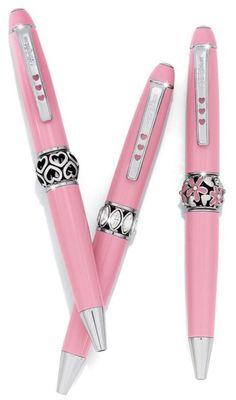 PINK pens!! ✿⊱╮