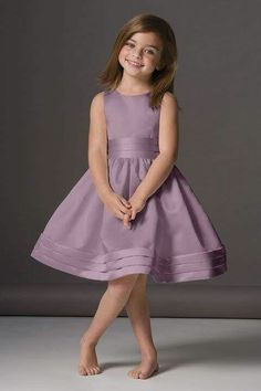 Shop Seahorse Flower Girl Dress - 46248 in Duchess Satin at Weddington Way. Find the perfect made-to-order flower girl dress for the little girl in your wedding. Little Girl Outfits, Little Girl Fashion, Little Dresses, Little Girl Dresses, Cute Dresses, Beautiful Dresses, Kids Outfits, Kids Fashion, Girls Dresses
