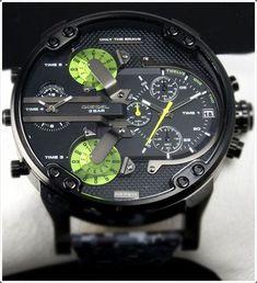 Une autre montre étonnante avec laquelle vous pouvez connaître l'heure exacte!