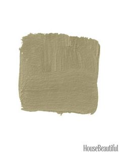 Nice color for a front door or shutters.                  Benjamin Moore Olive Branch 2143-30