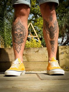 Leg Band Tattoos, Heel Tattoos, Lower Leg Tattoos, Cool Forearm Tattoos, Cool Small Tattoos, Arm Tattoos For Guys, Calve Tattoo, Phönix Tattoo, Band Tattoo Designs