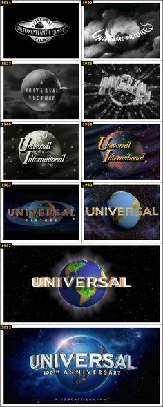 Universal Logo- evolution