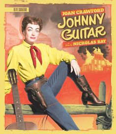 Johnny Guitar (Olive Signature Edition)(1954) Blu-ray