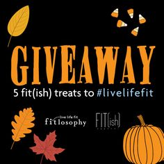 enter the #giveaway to win 5 fit(ish) treats to #livelifefit from @fitbook by fitlosophy + @fitishapparel: bit.ly/fitish4treats