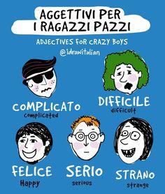 Teaching Myself Italiano (