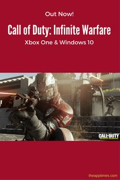 A look at the latest installment of the Call of Duty franchise, Call of Duty Infinite Warfare, which is out for Xbox One and Windows 10. via @theapptimes