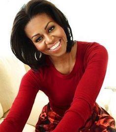 First Lady Michelle Obama!