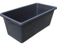 Mörtelkübel PE eckig 72x42x30 cm 90 Liter bei HORNBACH kaufen