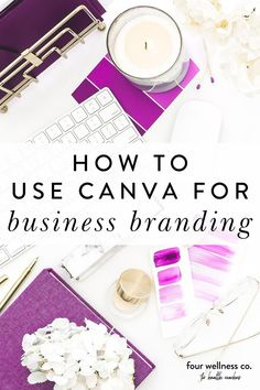 How To Use Canva For Business Branding | Branding Ideas | Looking for an affordable way to create a beautiful professional brand for your online health coach business? Click for how to use Canva for free to design all your business branding elements including logos, infographics, Pinterest pins, email signatures and more. | Design Resources | Branding Tips | Entrepreneur Tips | Four Wellness #branding #businesstips #brandingdesign #healthcoachbusiness #entrepreneurtips Business Branding, Business Tips, Online Business, Digital Marketing Strategy, Content Marketing, Branding Ideas, Branding Design, Email Signatures, Creating A Brand