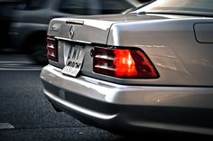 "fullthrottleauto: ""Mercedes-Benz SL 500 (R129) (by pskrzypczynski) """