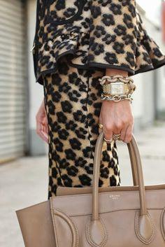 Autumn Trend ~ Leopard