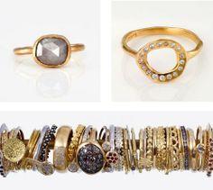 spoonful of style: jewelry inspiration [satomi kawakita]
