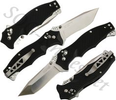 SOG Vulcan Tanto Knife VL-03 - $101.81