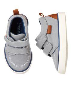 Canvas Sneaker at Gymboree