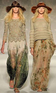 Bohemian Fashion Inspiration.