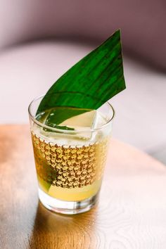 The Jungle Cat From J & Tony's - Imbibe Magazine