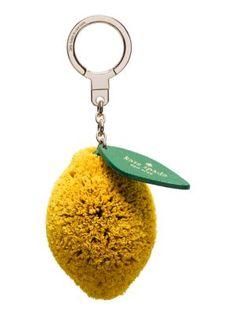 lemon keychain - Kate Spade New York