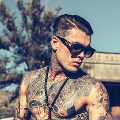 Stephen James for LaMafia Clothing @stephen_james_hendry Instagram