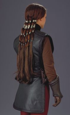 Star Wars: Attack of the Clones- handmaiden