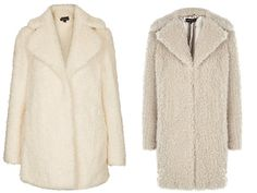 MOST WANTED OF THE WEEK Bear Fur Coat, Topshop, Group, Board, Jackets, How To Wear, Fashion, Nice Weekend, Down Jackets