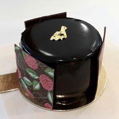 Guanaja Schokomousse Cake