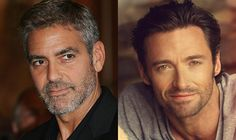 George Clooney Vs Hugh Jackman - http://duelodetitas.com/homens/george-clooney-vs-hugh-jackman/