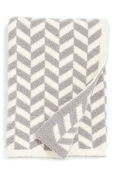 Barefoot Dreams® Barefoot Dreams Chevron Blanket (Online Only) available at Chevron Baby Blankets, Chevron Blanket, Love Is Sweet, Baby Love, Barefoot Dreams, Cozy Fashion, Nordstrom Anniversary Sale, Baby Gear, Little Ones