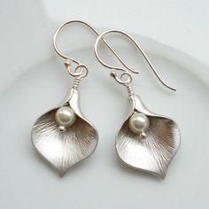 Modern earrings 2014