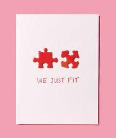 Homemade Valentine's card