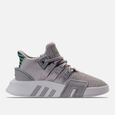 new arrival c6002 8458b adidas Boys Grade School EQT ADV Basketball Casual Shoes