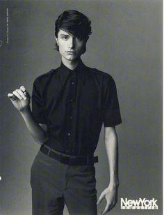 Lee Williams for New York Industries, photo: Mikael Jansson Lee Williams, Androgyny, Bellisima, York, Beauty, Women, Fashion, Manish, Moda