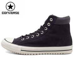 Original New Arrival Converse Unisex Skateboarding Shoes leather Sneakers 3606b36e797f